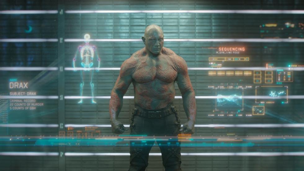 Drax vs Thanos op gave concept art 'Avengers: Infinity War'