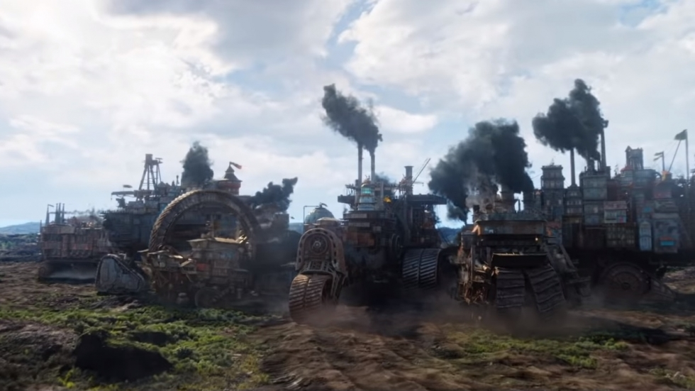 'Mortal Engines' wordt de monsterflop van 2018?