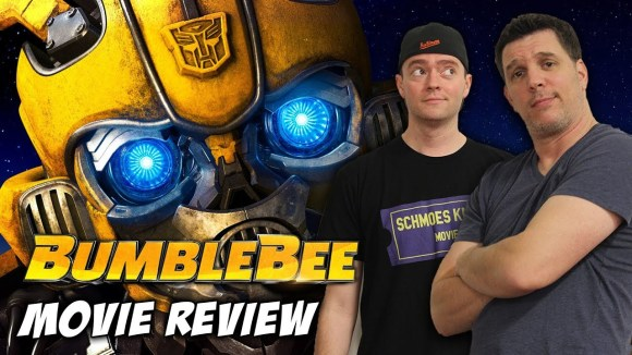 Schmoes Knows - Bumblebee movie review