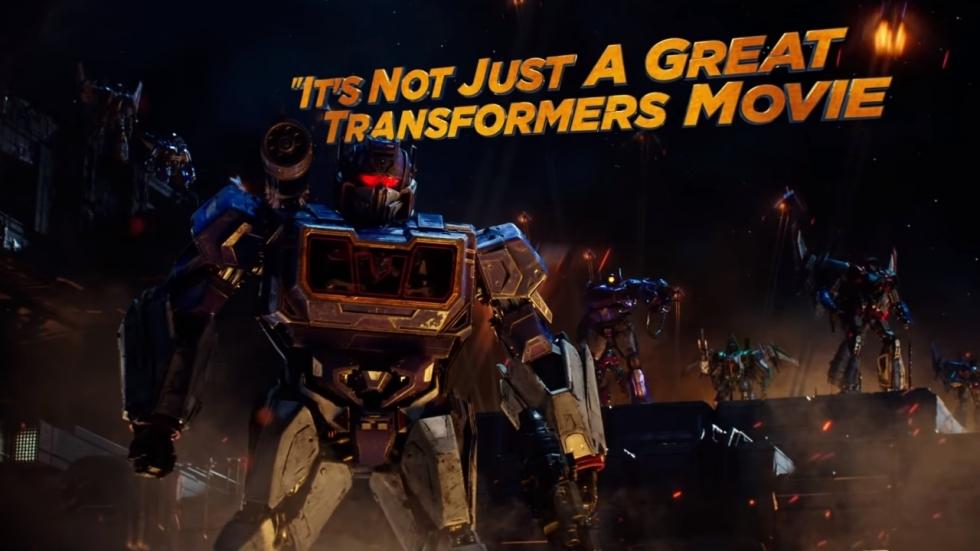 Hoe 'Bumblebee' hint naar toekomst; plus compleet nieuwe trailer