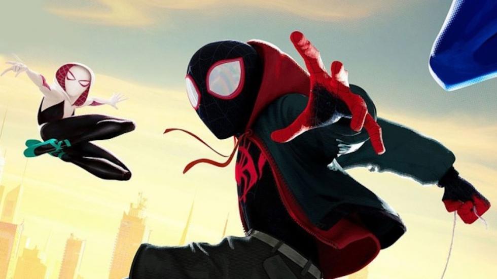 Zeer fraaie concept art 'Spider-Man: Into The Spider-Verse'