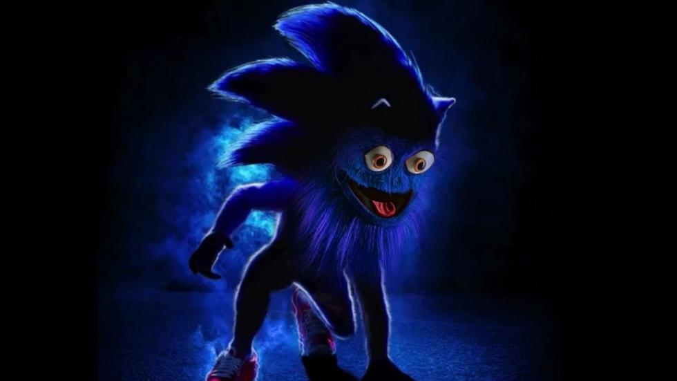 Posters 'Sonic the Hedgehog' worden flink belachelijk gemaakt