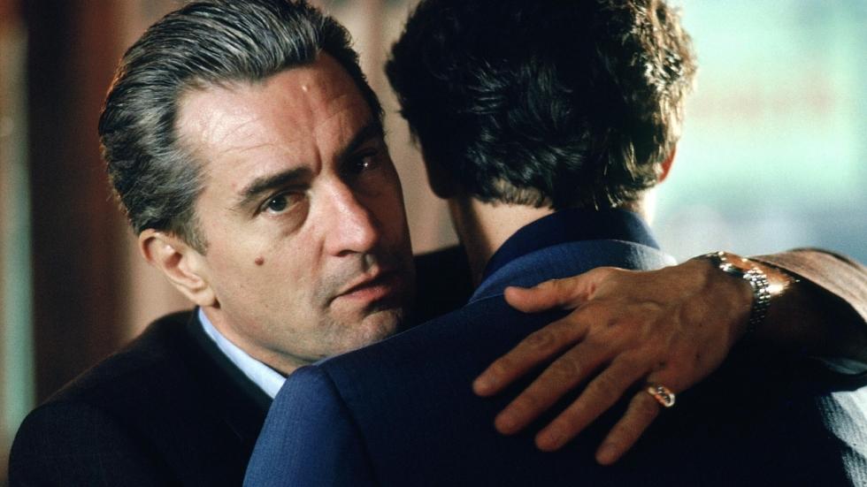 Robert De Niro vergelijkt Donald Trump's termijn met een nachtmerrie