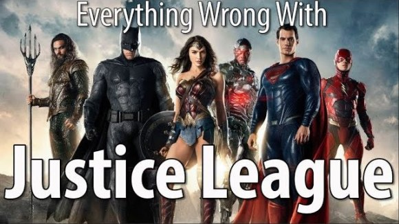 CinemaSins - Everything wrong with justice league in 24 minutes or less