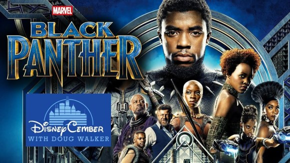 Channel Awesome - Black panther - disneycember