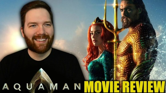 Chris Stuckmann - Aquaman - movie review