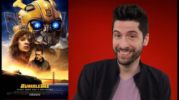 Jeremy Jahns - Bumblebee - movie review
