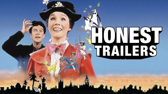 ScreenJunkies - Honest trailers - mary poppins (1964)
