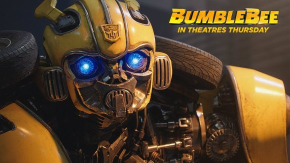 Bumblebee - In theatres thursday