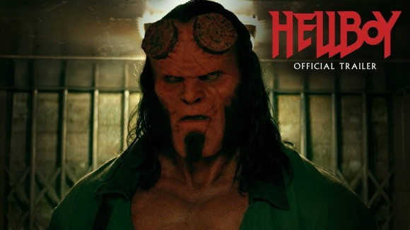 Hellboy - official trailer
