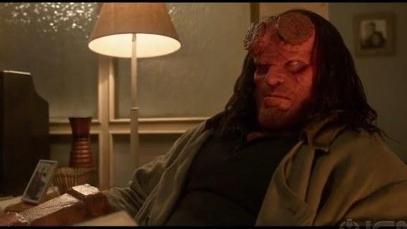 Hellboy - international teaser trailer