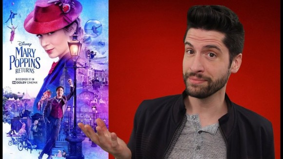 Jeremy Jahns - Mary poppins returns - movie review