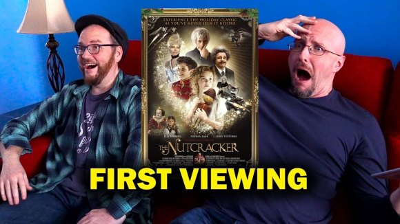 Channel Awesome - The nutcracker in 3d - first viewing