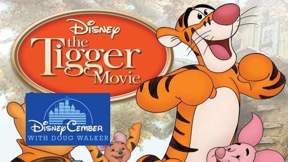 Channel Awesome - The tigger movie - disneycember