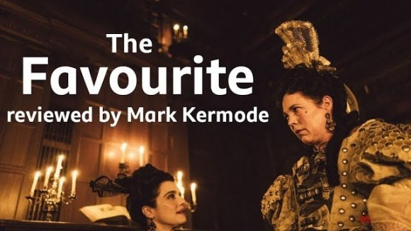 Kremode and Mayo - The favourite reviewed by mark kermode
