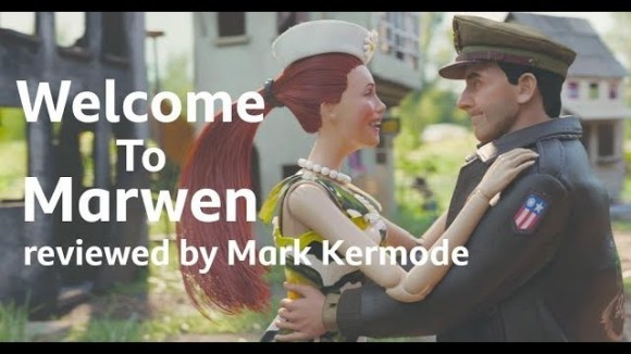 Kremode and Mayo - Welcome to marwen reviewed by mark kermode
