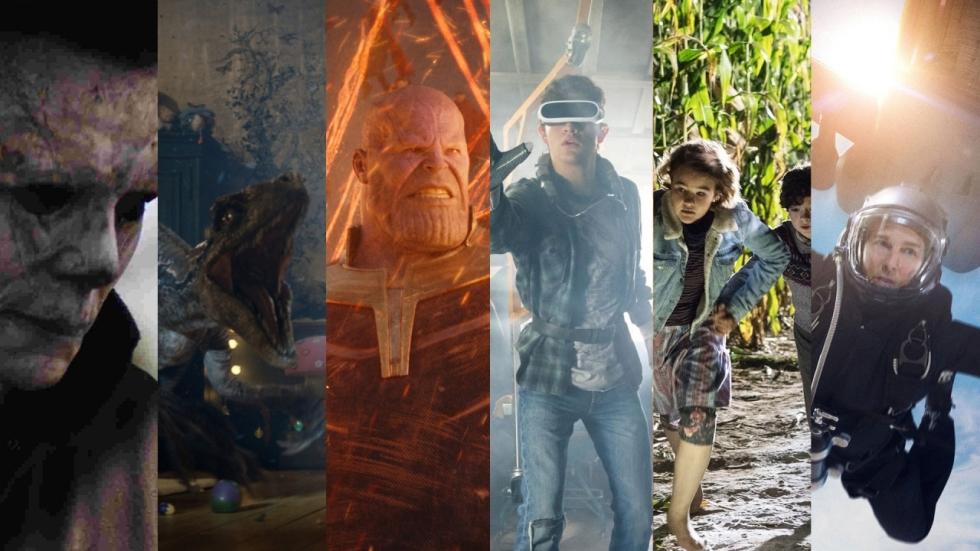 Poll: Beste blockbuster van 2018