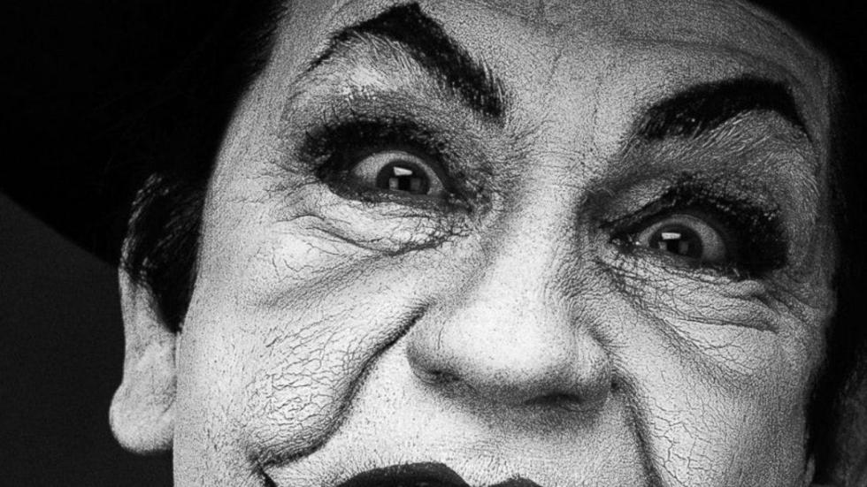 Gaaf! John Malkovich te zien als de Joker