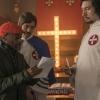 Blu-ray review 'BlacKkKlansman' met 2 x Ron Stallworth