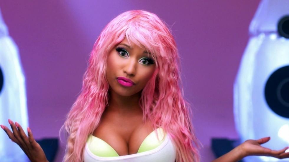 Rapster Nicki Minaj spreekt stem 'Angry Birds 2' in