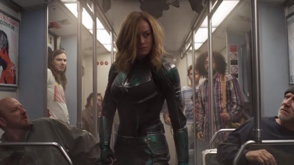 Eerste tv-trailer 'Captain Marvel'!