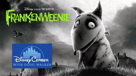 Channel Awesome - Frankenweenie - disneycember