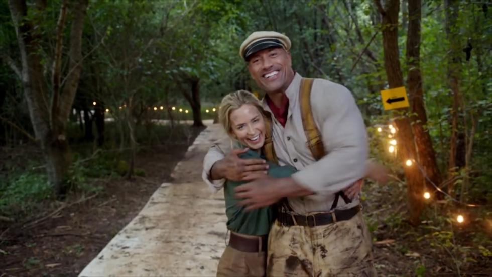 Disney gaat heel voorzichtig om met homopersonage in 'Jungle Cruise'