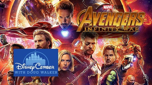 Channel Awesome - Avengers: infinity war - disneycember