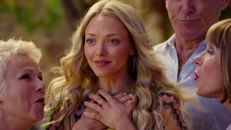 Blu-ray review 'Mamma Mia! Here We Go Again' - de #19 van 2018