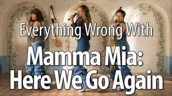 CinemaSins - Everything wrong with mamma mia: here we go again