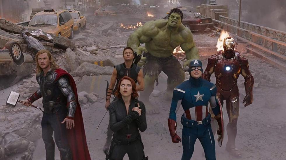 Hoe de Avengers er eigenlijk uit hadden moeten zien