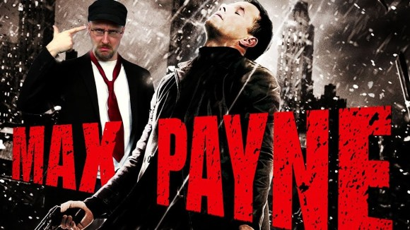 Channel Awesome - Max payne - nostalgia critic