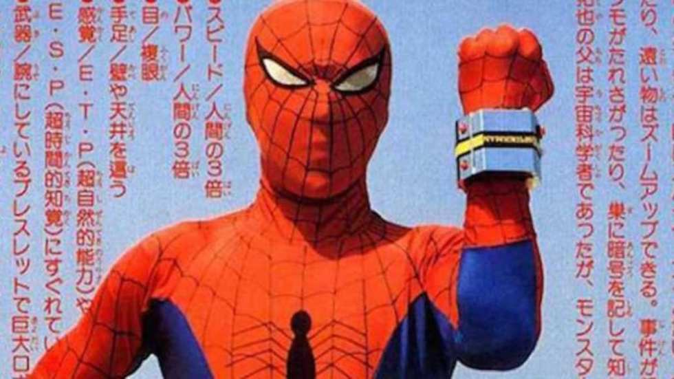 Absurde Japanse Spider-Man in 'Into The Spider-Verse 2' op één voorwaarde