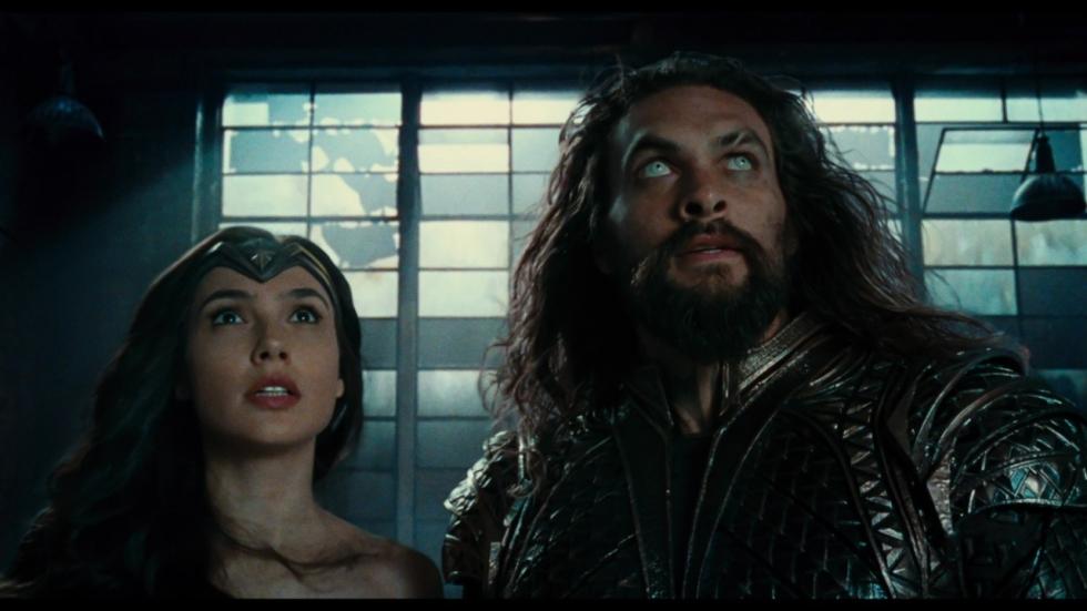 'Aquaman' al boven 'Wonder Woman'; miljard nabij!