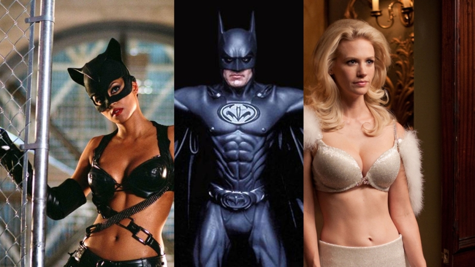 De meest bedenkelijke superheldenkostuums