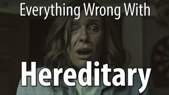 CinemaSins - Everything wrong with hereditary in 13 minutes or less