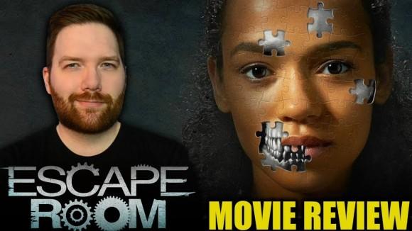 Chris Stuckmann - Escape room - movie review