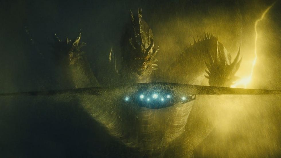 Epische blik op driekoppige draak in 'Godzilla: King of the Monsters'