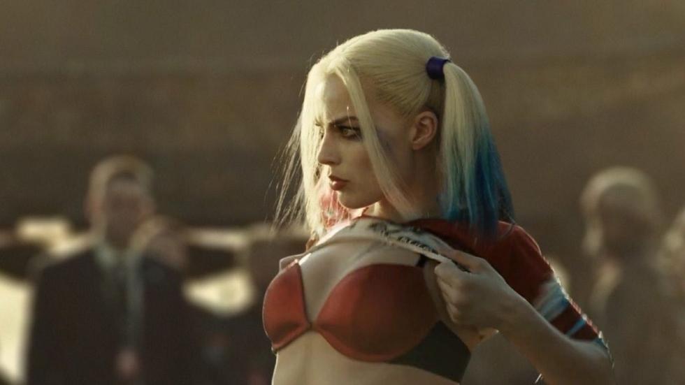 'Margot Robbie haat het om half naakt te gaan als Harley Quinn'