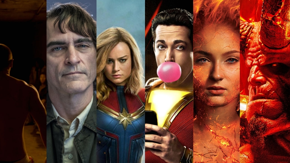 POLL: De overige superheldenfilms in 2018 en 2019