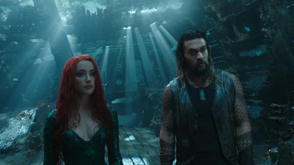 'Aquaman' oppermachtig richting topscore