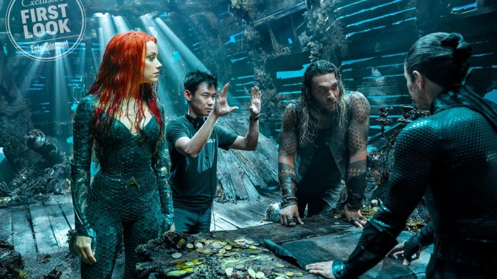 'Missen Oscarnominatie Aquaman een schande'