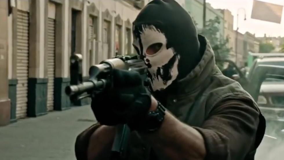 Trailer en nieuwe titel voor 'Sicario 2'