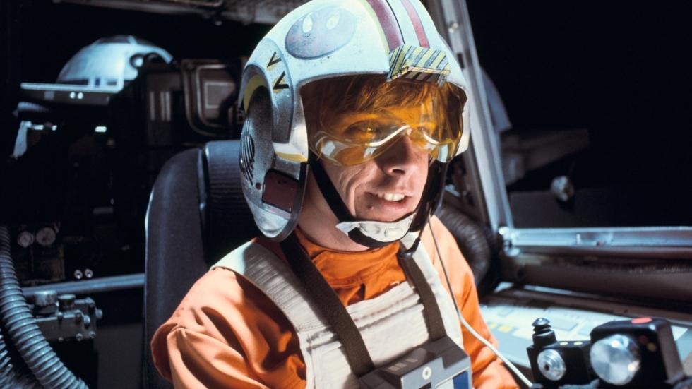 'Mark Hamill droeg korte broek tijdens snikhete opnames Star Wars'