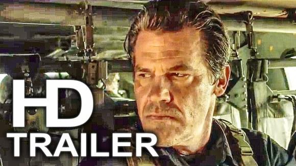 Sicario 2: Soldado - official trailer 2
