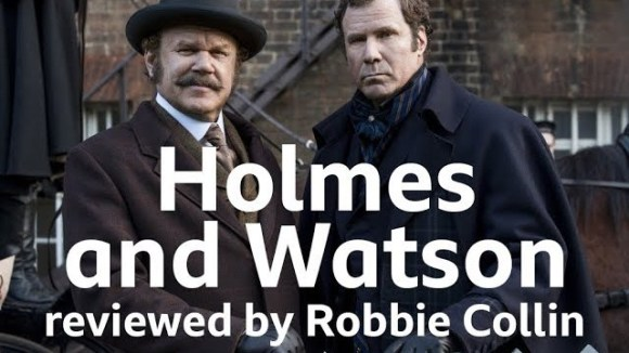 Kremode and Mayo - Holmes and watson reviewed by robbie collin