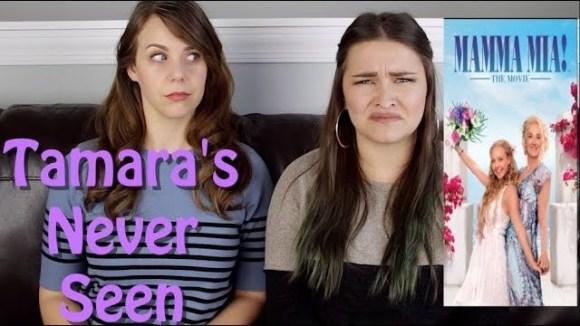 Channel Awesome - Mamma mia! - tamara's never seen
