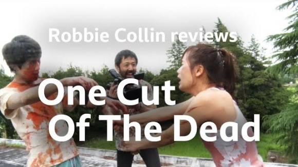 Kremode and Mayo - One cut of the dead reviewed by robbie collin
