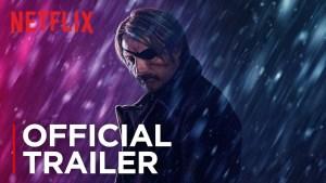 Polar (2019) video/trailer