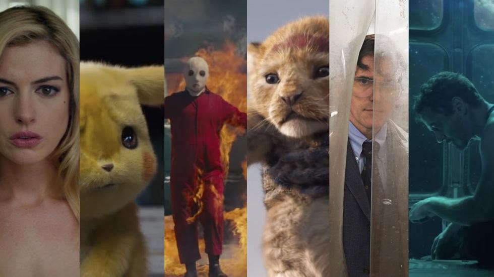 De opvallendste trailers voor 2019-films!